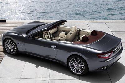 2010 Maserati GranCabrio