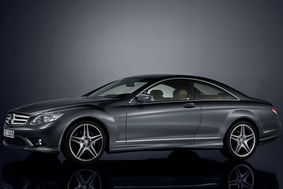 2010 Mercedes-Benz CL-Class 100th Anniversay Special Edition