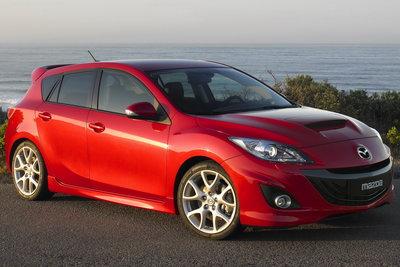 2010 Mazda Mazda3 MPS