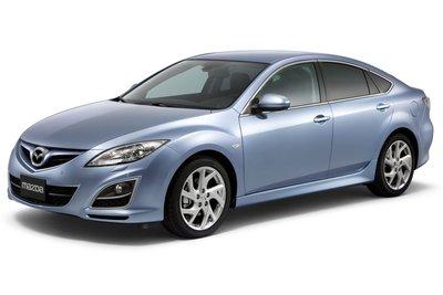 2010 Mazda Mazda6 5d