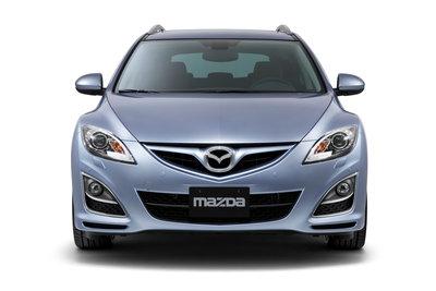 2010 Mazda Mazda6 wagon