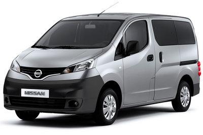 2010 Nissan NV200 passenger van