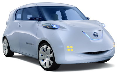 2010 Nissan Townpod