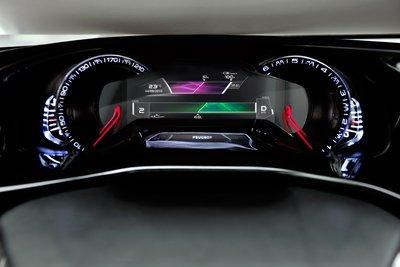 2010 Peugeot HR1 Instrumentation