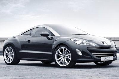 2010 Peugeot RCZ