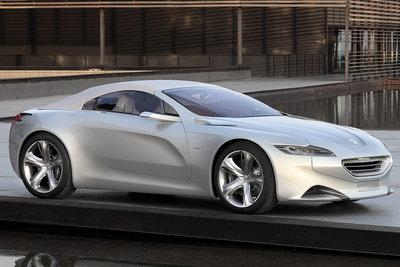 2010 Peugeot SR1