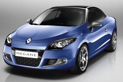 2010 Renault Megane Coupe Cabriolet