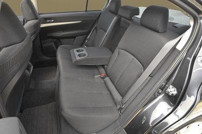2010 Subaru Legacy Sedan Interior