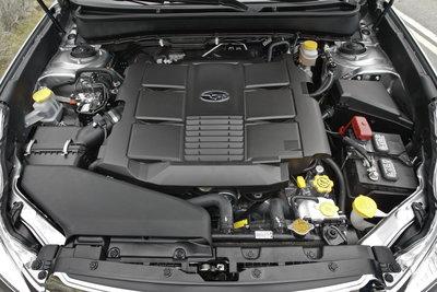 2010 Subaru Outback 3.6R Engine