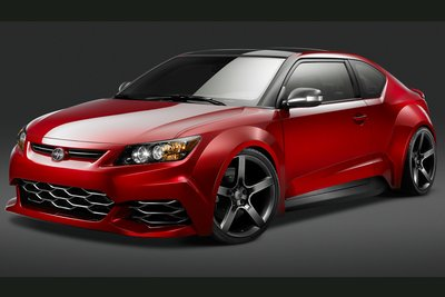 2010 Scion 2011 tC by Five Axis