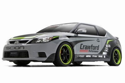 2010 Scion tC by Crawford