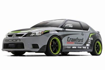 2010 Scion tC by Crawford