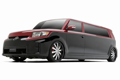 2010 Scion xB All Stretched Out by Cartel