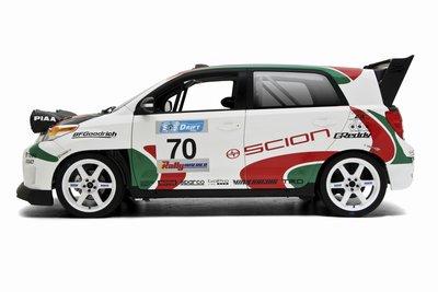 2010 Scion xD by 0-60 Magazine / Sparco Rally xD