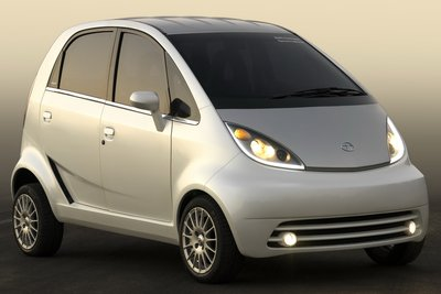 2010 Tata Nano EV