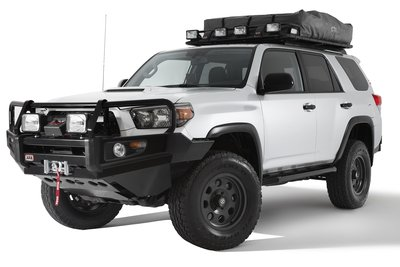 2010 Toyota 4Runner Backcountry by Four Wheeler Magazine