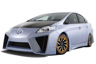 2010 Toyota Prius C&A Custom
