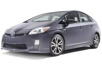 2010 Toyota Prius PLUS Performance Package