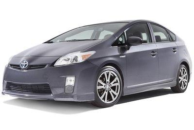 2010 Toyota Prius PLUS Performance Package