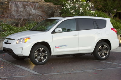 2010 Toyota RAV4 EV Demonstration Vehicle
