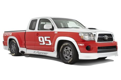 2010 Toyota Tacoma X-Runner RTR (Ready to Race)