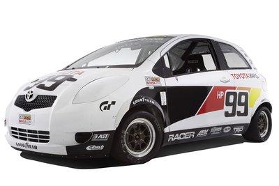 2010 Toyota Yaris GT-S Club Racer