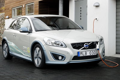 2010 Volvo electric C30