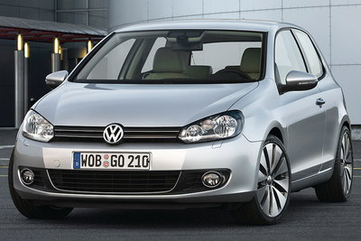 2010 Volkswagen Golf 3d