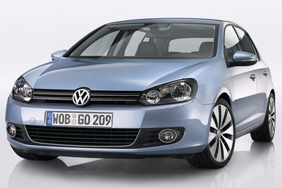 2010 Volkswagen Golf 5d
