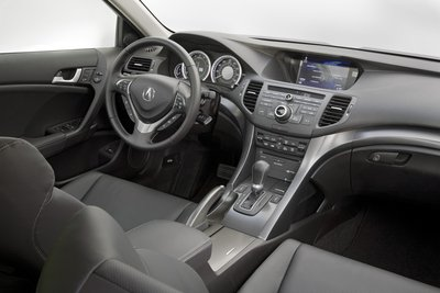 2011 Acura TSX Interior