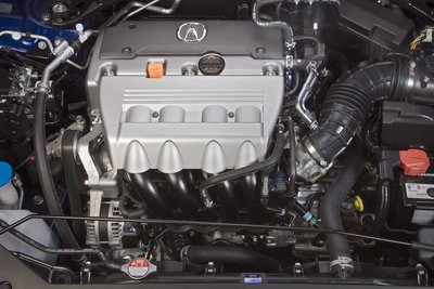 2011 Acura TSX wagon Engine