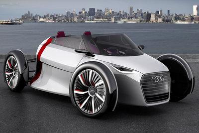 2011 Audi Urban roadster
