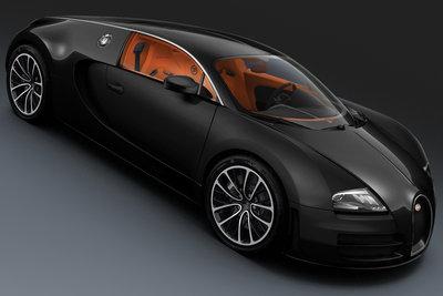 2011 Bugatti EB16.4 Veyron Super Sport