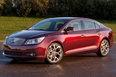 2011 Buick LaCrosse GL concept