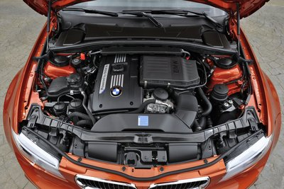 2011 BMW 1-Series M Coupe Engine