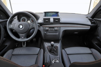 2011 BMW 1-Series M Coupe Instrumentation