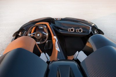 2011 BMW 328 Hommage Interior
