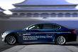 2011 BMW Plug-in hybrid sedan