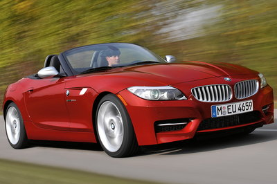 2011 BMW Z4 sDrive35i Roadster