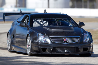 2011 Cadillac CTS-V SCCA World Challenge GT Class