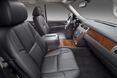 2011 Chevrolet Avalanche LTZ Interior