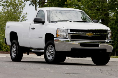 2011 Chevrolet Silverado HD Regular Cab