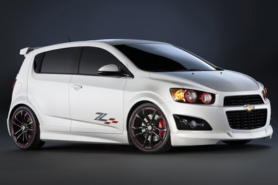 2011 Chevrolet Sonic Z-Spec #2