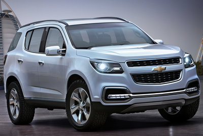 2011 Chevrolet Trailblazer