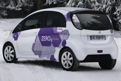 2011 Citroen C zero