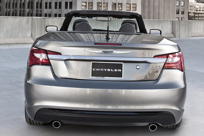 2011 Chrysler 200 S Convertible