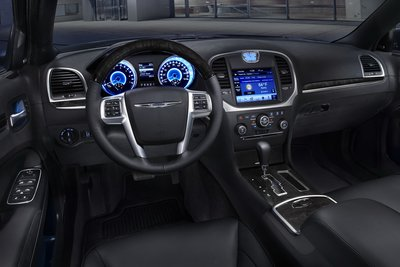 2011 Chrysler 300 Instrumentation