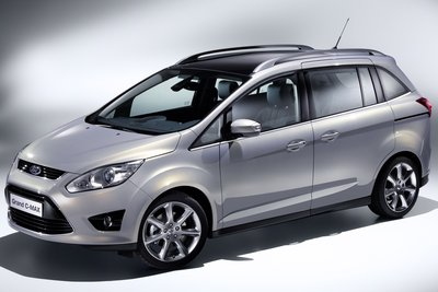 2011 Ford C-MAX Grand