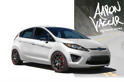 2011 Ford Fiesta by Aaron Vaccar Signature Series