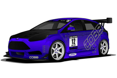 2011 Ford Focus by COBB Tuning